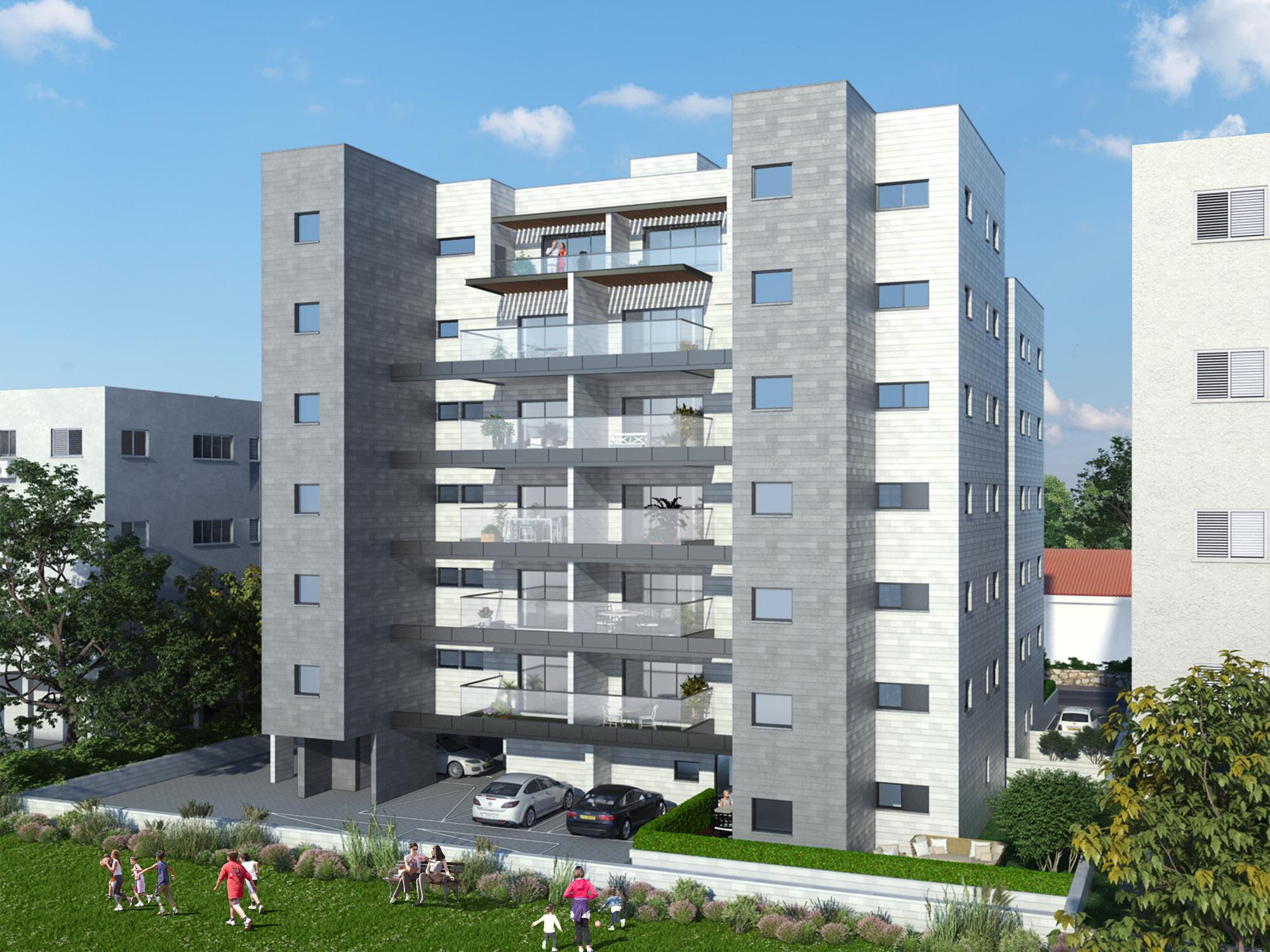המכירה בקרוב! מזכרת בתיה מתחדשת וקבוצת עשהאל גאה להיות חלק מכך- בלב המושבה ייבנה בניין מחודש ומחוזק המכיל 24 דירות